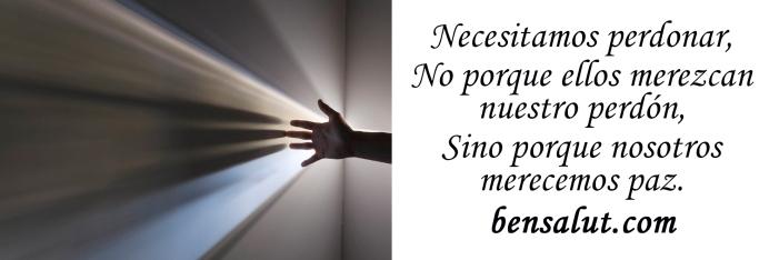 perdonar